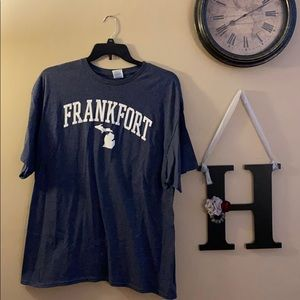 Frankfort Michigan T-shirt